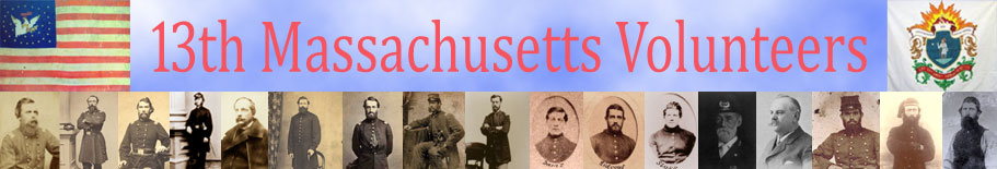 13th Massachusetts Volunteers